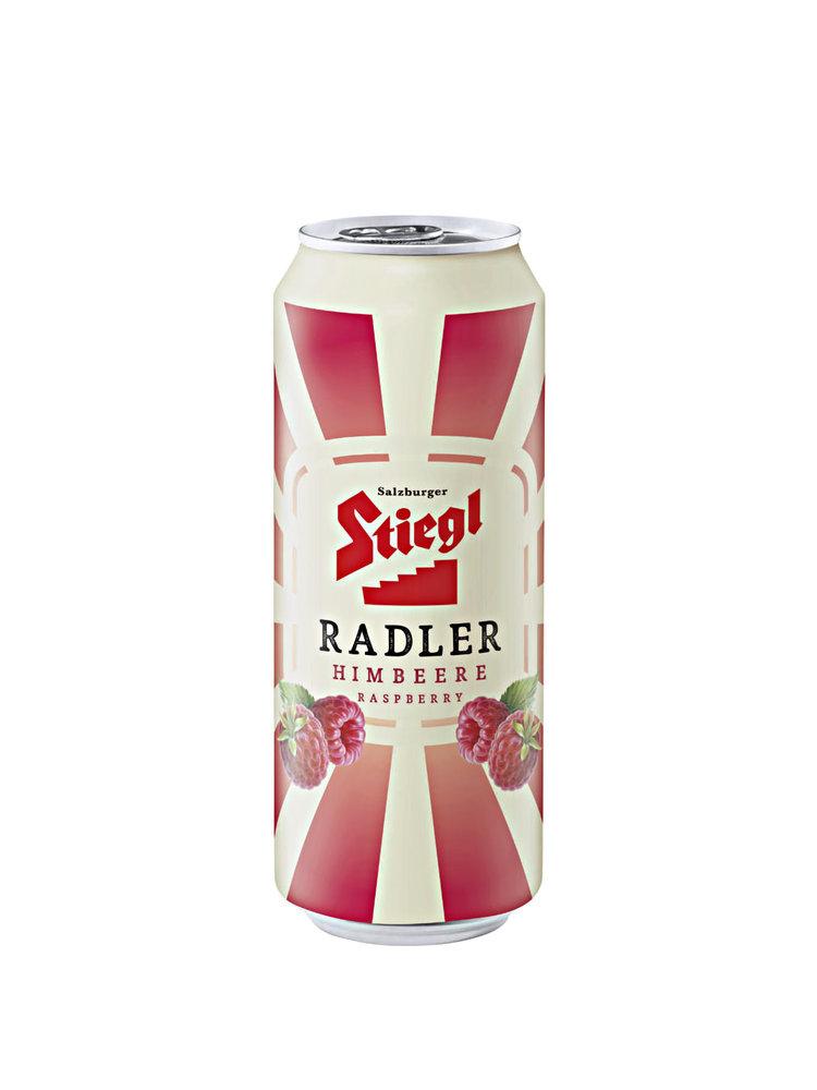 Stiegl Raspberry Radler 16.9oz, can, Austria