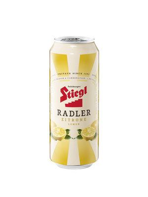 Stiegl Lemon Radler 500ml. Can