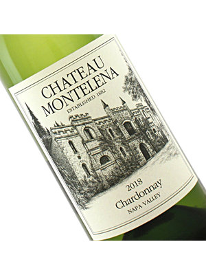 Chateau Montelena 2018 Chardonnay, Napa Valley