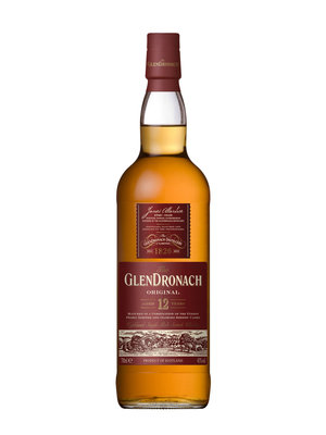 GlenDronach 12 Year Highland Single Malt Scotch Whisky