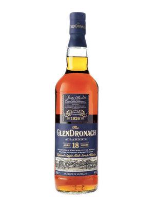 GlenDronach 18 Year Highland Single Malt Scotch Whisky
