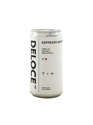 Deloce Espresso Martini - 8oz. Can