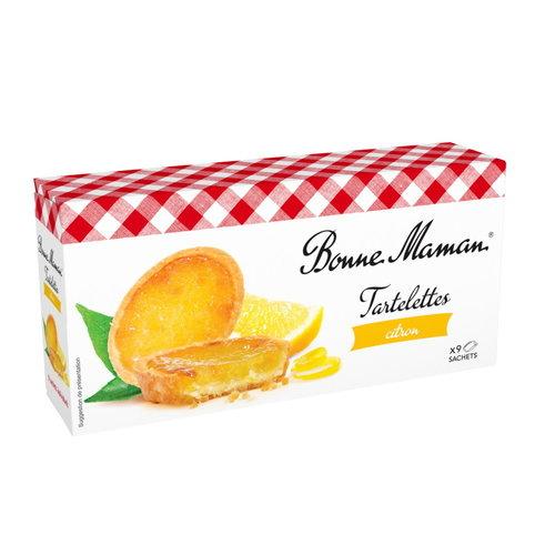 Bonne Maman Tartelettes, Lemon 4.4 oz