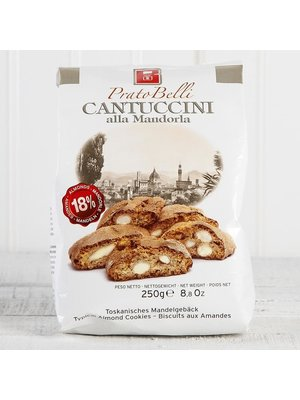 Belli Cantuccini - Almond Biscotti, 8.8 oz, Italy