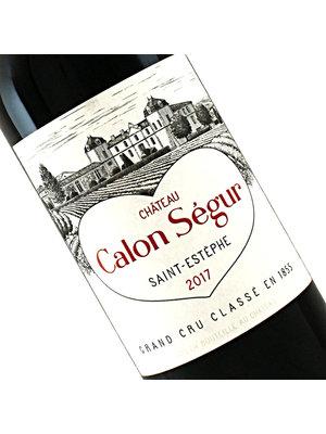 Le Marquis de Calon Segur 2017 Saint-Estephe, Bordeaux