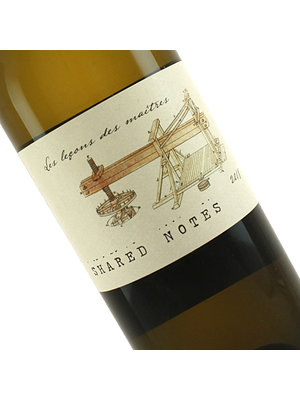 """Shared Notes 2018 White Wine """"Les Lecons Des Maitres"""", Russian River Valley"""