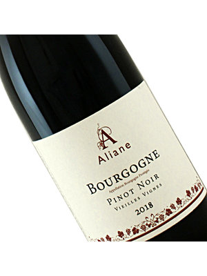 Aliane 2018 Bourgogne Vielles Vignes Pinot Noir, Burgundy