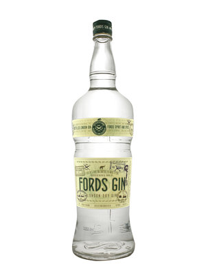 Fords London Dry Gin 750ml