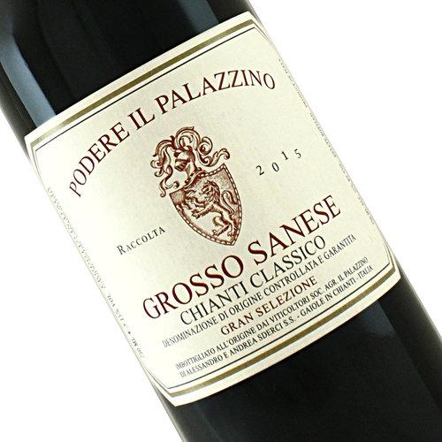 Podere Il Palazzino 2015 Chianti Classico Gran Selezione Grosso Sanese, Tuscany