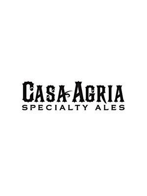 "Casa Agria Ales ""When The Sun Hits"" Hazy IPA 16oz can-Oxnard, CA"