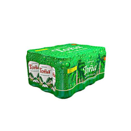 12 Pack- Tona Cerveza Lager, Nicaragua