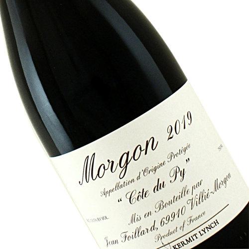 "Foillard 2019 Morgon ""Cote du Py"", Beaujolais"