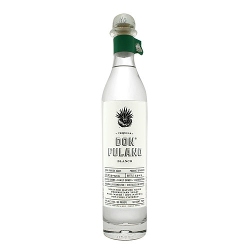Don Fulano Blanco Tequila, Jalisco, Mexico