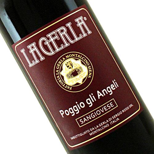 La Gerla 2019 Poggio gli Angeli Sangiovese, Tuscany Italy