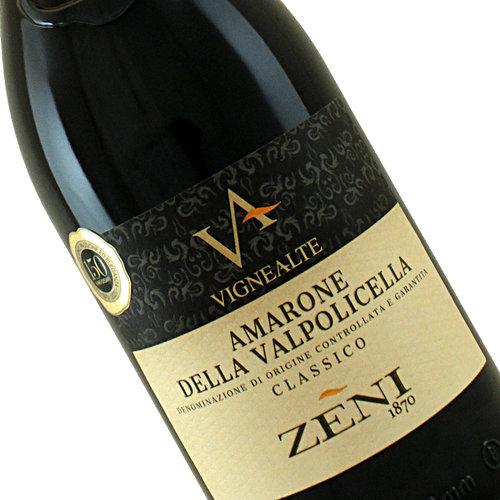 Zeni 2016  Amarone della Valpolicella Classico Vigne Alte, Veneto Italy