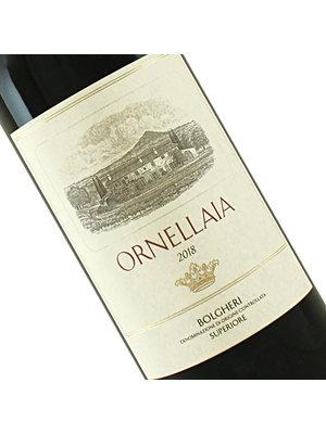 Ornellaia 2018 Bolgheri Superiore, Tuscany
