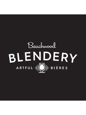 "Beachwood Blendery ""Kriek 2019"" Cherry sour ale MAGNUM Bottle- Long Beach, CA"