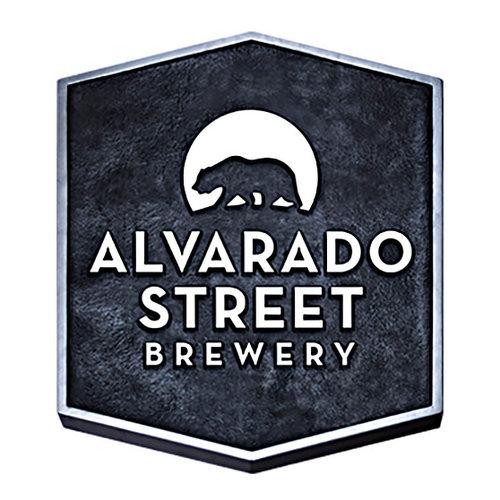 """Alvarado Street Brewery """"Spliff Hangar"""" Hazy West Coast IPA16oz. Cellarmaker Collaboration, Salinas, CA"""