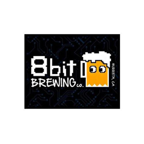 """8 Bit Brewing """"Dedsec"""" Hazy IPA 16oz. Murrieta, CA"""