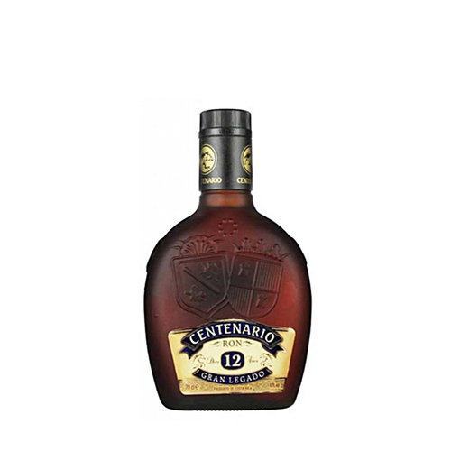 "Centenario Rum 12 Year Old ""Gran Legado"" Costa Rica"