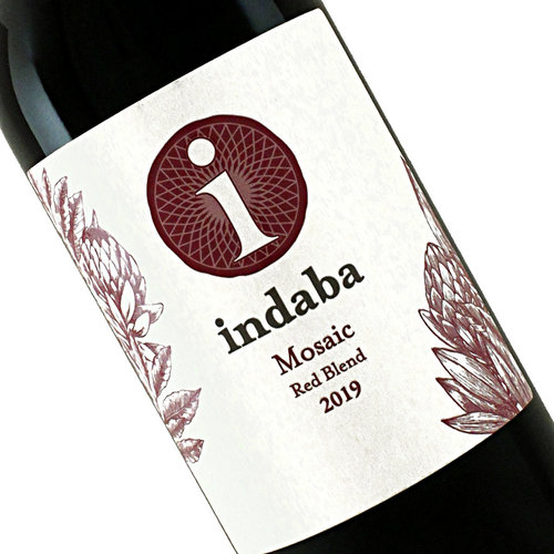 Indaba 2019 Mosaic Red Blend, South Africa