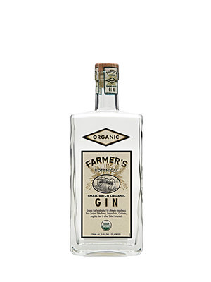 Farmer's Small Batch Organic Gin
