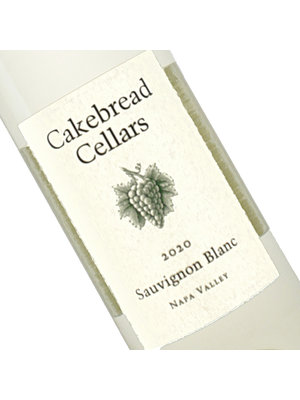 Cakebread Cellars 2020 Sauvignon Blanc, Napa Valley, CA