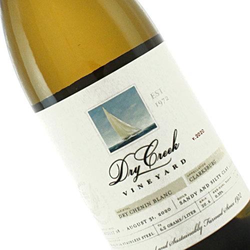 Dry Creek Vineyards 2020 Dry Chenin Blanc, Clarksburg