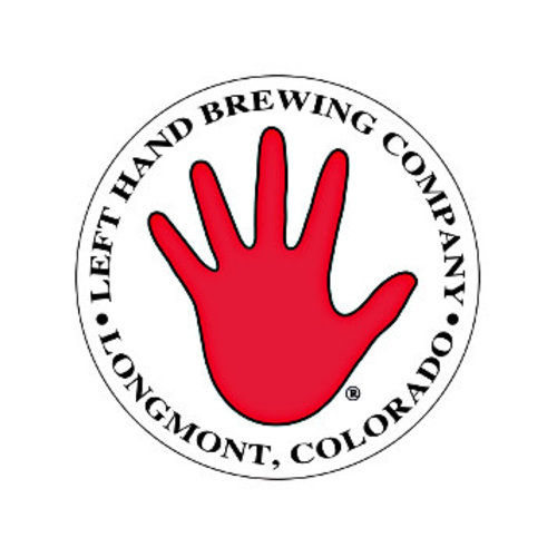 """Left Hand Brewing Co """"White Russian Nitro"""" White Stout with Coffee & Vanilla 13.6oz. can, Longmont, CO"""