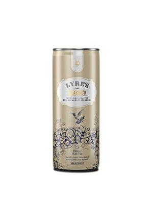 "Lyres ""Classico"" Non Alcoholic Sparkling 8.5oz can, Sydney, Australia"