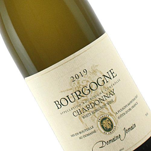 Jomain 2019 Bourgogne Chardonnay, Burgundy, France