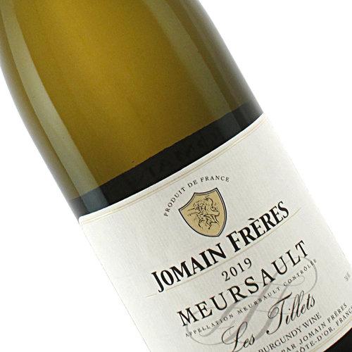 Jomain 2019 Meursault Les Tillets,  Burgundy, France