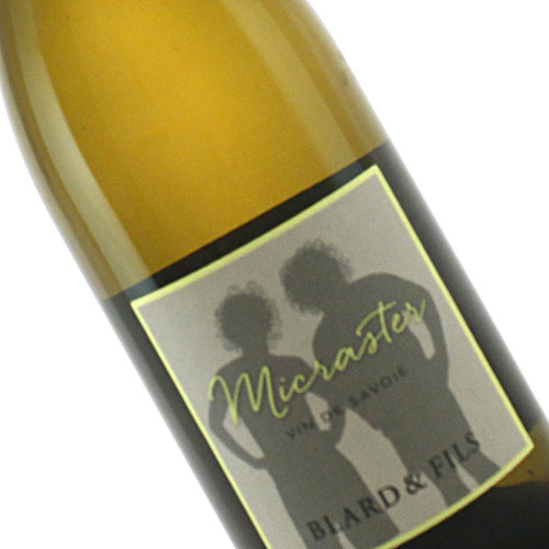 "Blard & Fils 2020 ""Micraster"" Vin De Savoie White Wine 750ml - France"