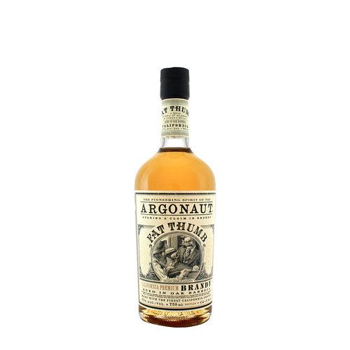"""Argonaut """"Fat Thumb"""" Premium Brandy, California"""