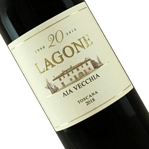 Aia Vecchia 2018 Lagone Toscana Rosso, Tuscany