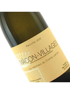 Les Heritiers de Comte Lafon 2020 Macon-Villages, Burgundy