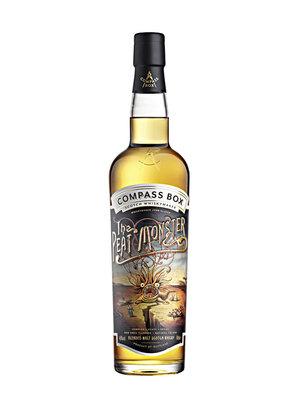 "Compass Box ""The Peat Monster"" Blended Malt Scotch Whisky, Scotland"