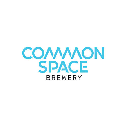 """Common Space""""Axe Als"""" Crushable Lager 16oz can- Hawthorne, CA"""