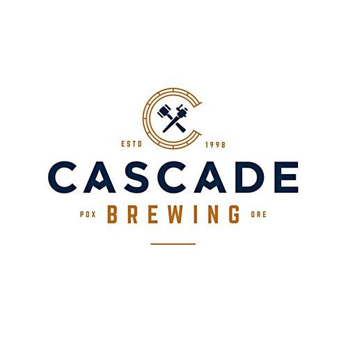 "Cascade Brewing ""Sang Royal"" Barrel Aged Sour with Pinot Noir grapes 8.4oz can-Portland, Oregon"
