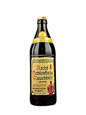 """Aecht """"Rauchbier Marzen"""", Germany 500ml bottles"""
