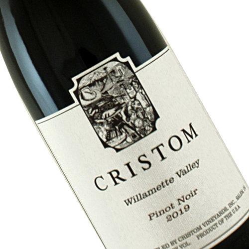 Cristom 2019 Pinot Noir, Willamette Valley, Oregon
