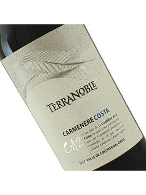 Terranoble 2016 Ca2 Costa Carmenere, Chile