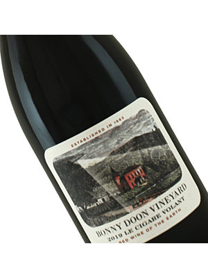 "Bonny Doon Vineyard 2019 Red Wine ""Le Cigare Volant"" Central Coast"