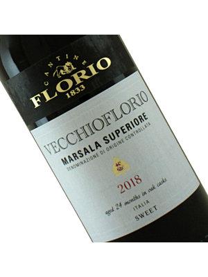 Florio 2018 Vecchioflorio Sweet Marsala Superiore, Sicily