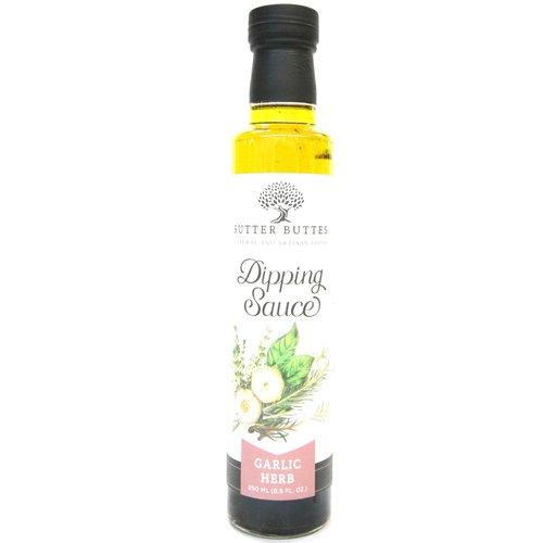 Sutter Buttes Garlic Herb Dipping Sauce, Yuba City, CA, 8.5 fl oz