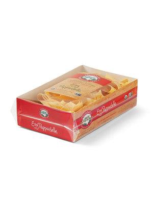 Montebello Organic Egg Pappardelle Pasta 8.8 oz., Marche, Italy