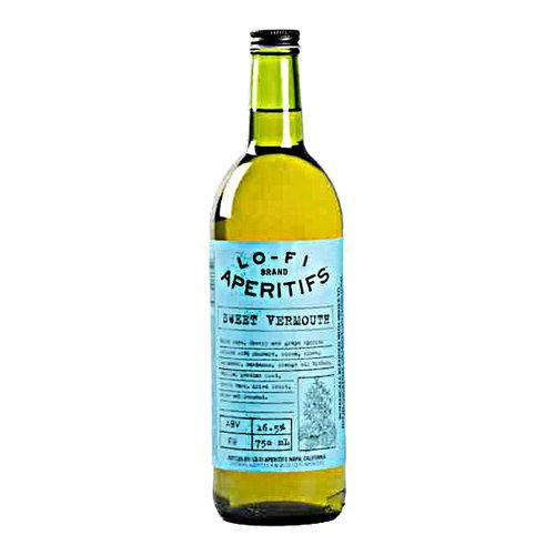 Lo-Fi Aperitifs Sweet Vermouth Napa, California