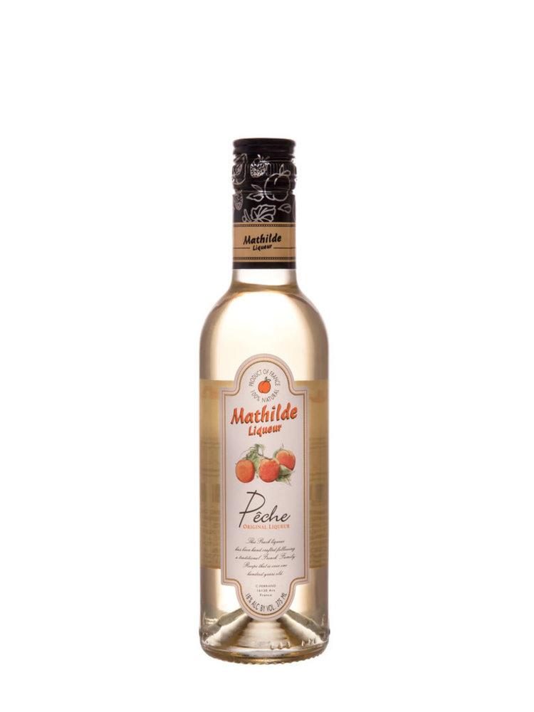 Mathilde Peche Liqueur, France half bottle