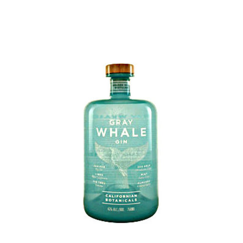 Gray Whale Gin, California