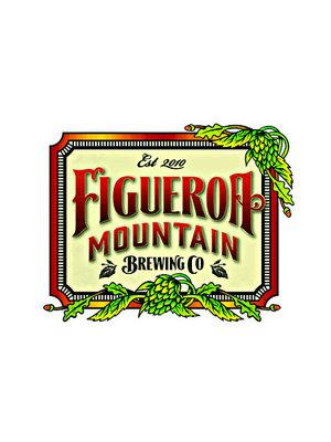 "Figueroa Brewing ""Agua Santa"" Mexican Lager 19.2oz can-Buellton, CA"